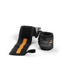 GASP - Power Wrist Wraps, black/flame