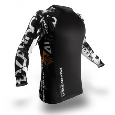 PunchTown - Apocalypse Rashguard Long Sleeve