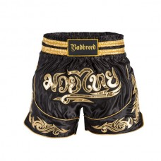 Badbreed - Python Thai Shorts, musta