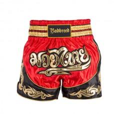 Badbreed - Python Thai Shorts, punainen