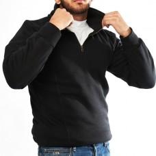 BladeRunner - Miesten viiltosuojattu pusero, musta
