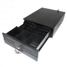 Kassalaatikko H240, musta