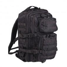Mil-Tec - US Assault Pack LG, musta