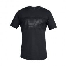 Under Armour - Unstoppable Graphic T-Shirt, musta
