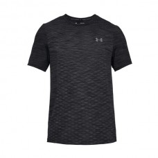 Under Armour - Vanish Seamless T-Shirt, musta